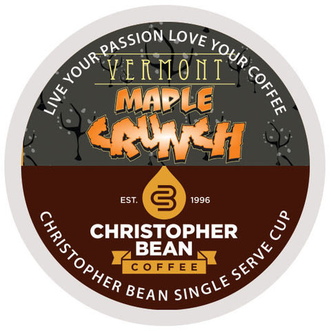 Vermont Maple Crunch Single Cup ( New 18 Count Box )