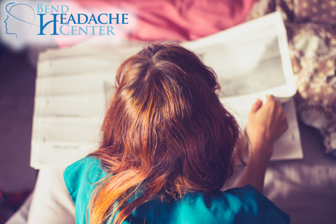 Articles Bend Headache Center News Info Migraine Treatment Central Oregon