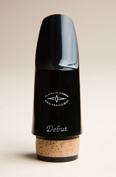 Debut Bass Clarinet mouthpiece