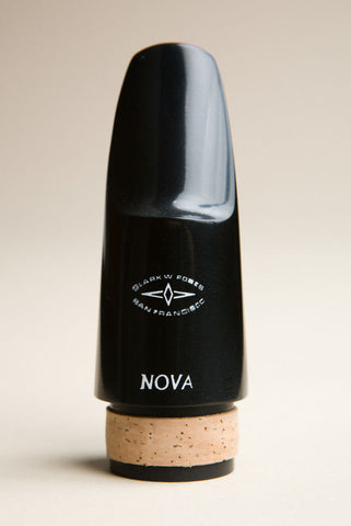 Nova Bass Clarinet mouthpiece