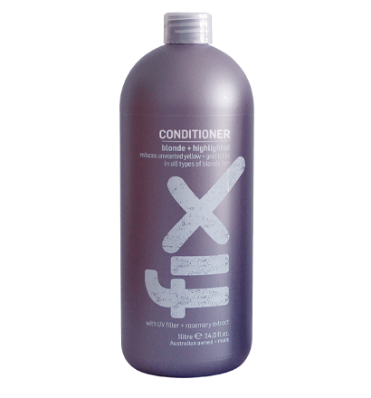 Fix Blonde + Highlighted Conditioner 1 Litre
