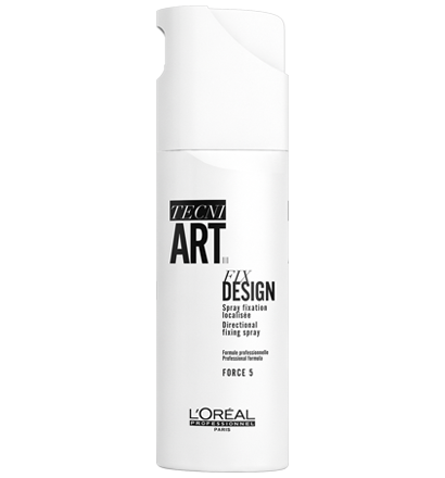 L'Oreal Tecni Art Fix Design (5 - Extra Strong Hold) 200ml