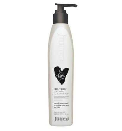 JUUCE Love Blue Black Conditioning Colour Treatment 220ml