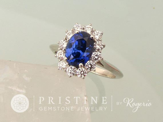 Sapphire for Engagement Rings and Other Fine Jewelry