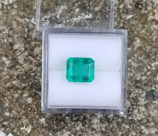 Emerald 2.02cts May Birthstone for Fine Jewellery