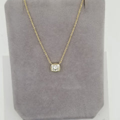 0.50ct Diamond Necklace in 14k Gold