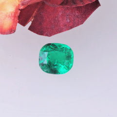 fine columbian emerald