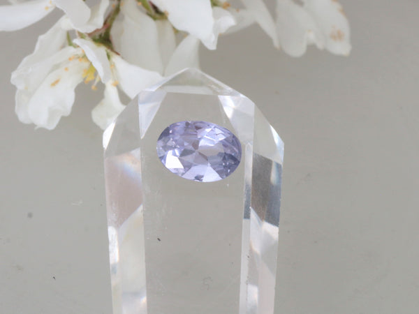 Lavender Sapphire 1.60cts Oval