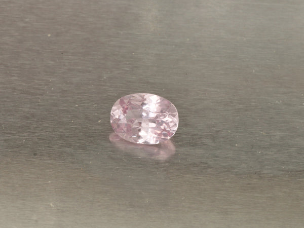 RESERVED Pink Sapphire 1.98cts Oval