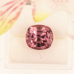 rose colored spinel