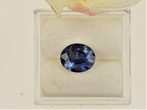 Color Change Sapphire 2cts Oval