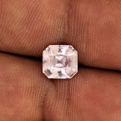 baby pink sapphire