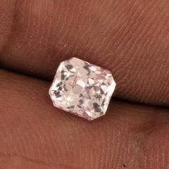 radiant pink sapphire