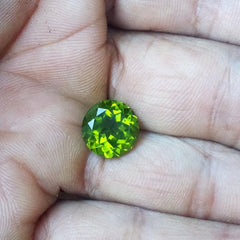 wholesale natural round peridot