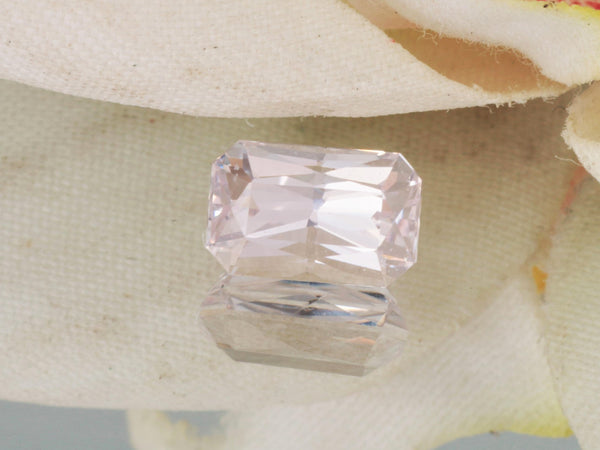 Radiant Pink Sapphire Over 2 Carats September Birthstone