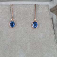 blue sapphire gift for her