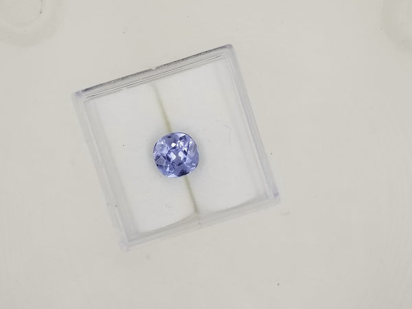Cushion Light Blue Sapphire 1.30ct
