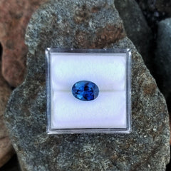 Blue Sapphire 1.47cts Oval