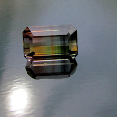 Unique tourmaline for gemstone collector