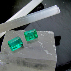 fine emerald for jewelry