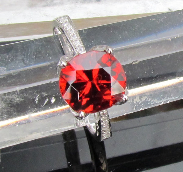 spessartite garnet jewelry