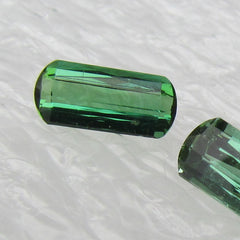 Indicolite Tourmaline Pair for Earrings Not Treated Eye Clean Fancy Shape October Birthstone Gemstone Jewelry