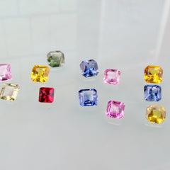 wholesale precision cut sapphires