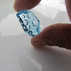 collector blue topaz