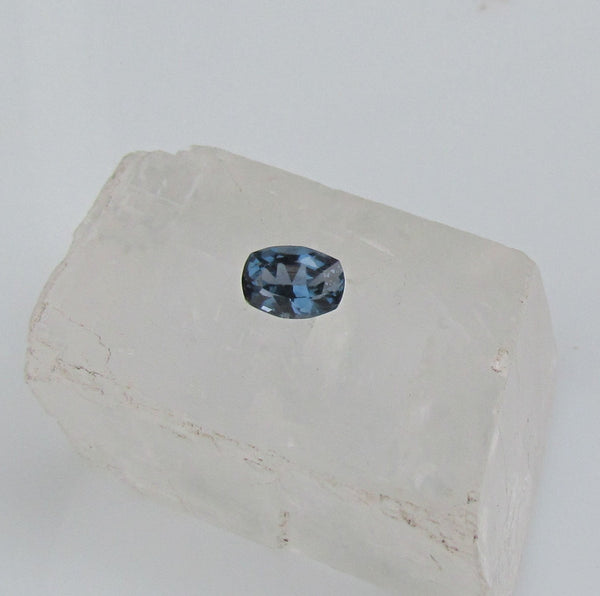 Blue Spinel Cushion Fine Loose Gemstone for Engagement or Anniversary Ring Blue Sapphire Alternative