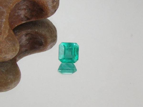 Brazilian Emerald 2.40 cts  7.6 x 7.3mm