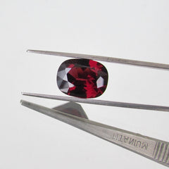 loose large garnet for pendant