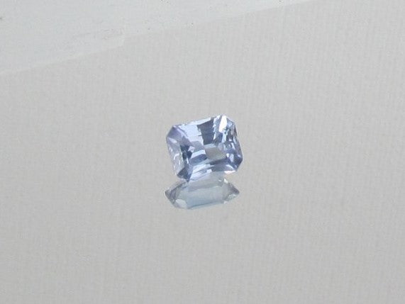 Ice Blue Sapphire Modified Radiant Cut 0.95cts