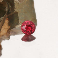 Fine Red Ruby for Gemstone Engagement Ring Weddings Anniversary Gemstone Jewelry