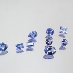 Tanzanite Parcel Inventory Clearance of Loose Gemstones December Birthstone for Gemstone Jewelry