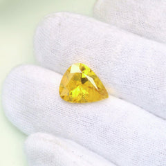 canary yellow sapphire