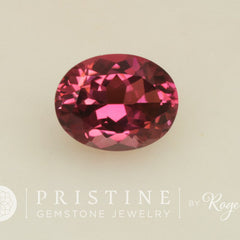 loose oval spinel