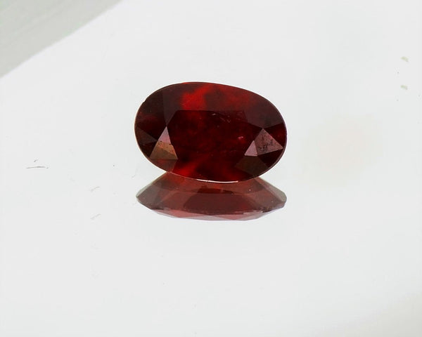 Pigeon Blood Ruby 2.62 Cts Oval