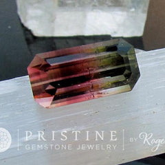 Natural Watermelon Tourmaline Loose Gemstone for Jewelry