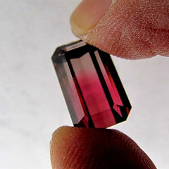 natural watermelon tourmaline