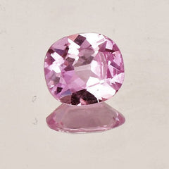 Pink Sapphire Cushion Shape Fine Gemstone for Custom Engagement Ring or Fine Sapphire Jewelry September Birthstone
