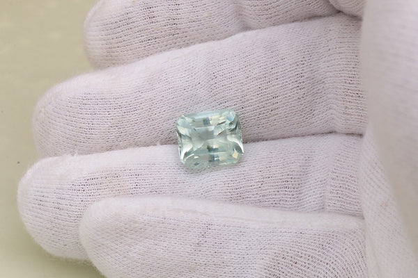 4.94ct Radiant Cut Aquamarine