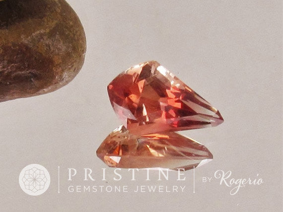 Oregon Sunstone Loose Gemstone for Engagement Ring or Jewellery