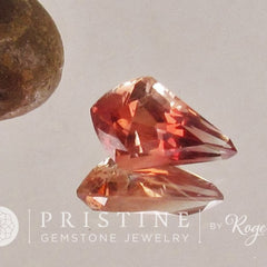 natural sunstone for jewellery