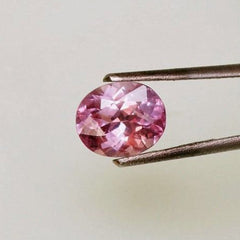rose pink sapphire