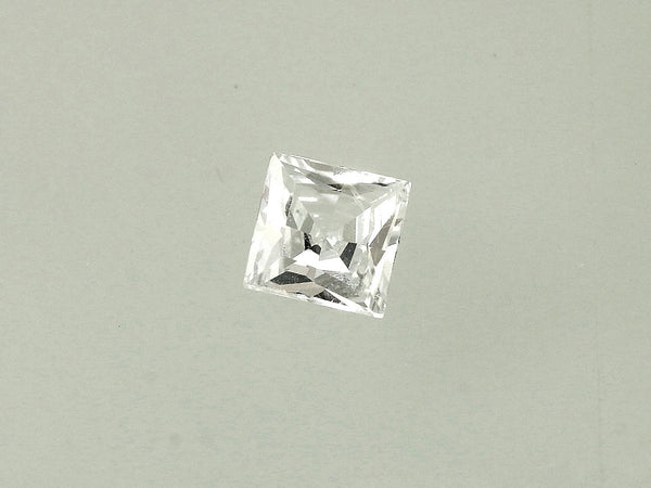diamond alternative white sapphire
