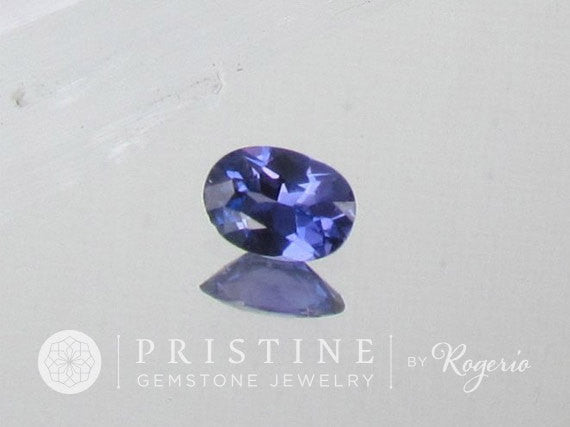 Natural Color Change Sapphire Oval Gemstone for Fine Gemstone Jewelry September Birthstone
