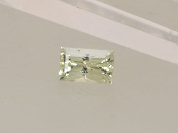 Radiant Cut Yellow Sapphire 1.99cts