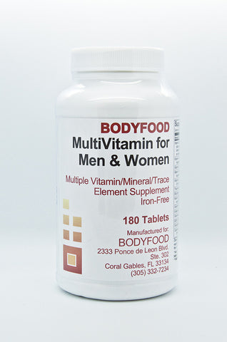 BodyFood MultiVitamin for Men and Women