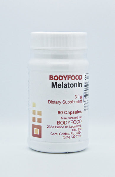BodyFood Melatonin