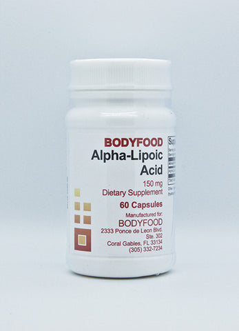 BodyFood Alpha-Lipoc Acid